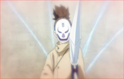 アニメBORUTO60話、アラヤの背後に見えたチャクラ糸
