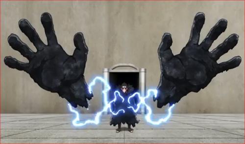 アニメBORUTO61話、シンキの元に戻る黒鉄の拳