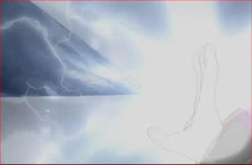アニメBORUTO61話、シンキの砂鉄を砕くには力が…