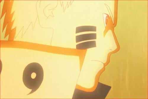 アニメBORUTO62話、この里はオレの家で、みんなは俺の家族だ!