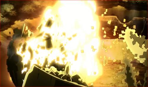 アニメBORUTO62話、モモシキの攻撃開始だ!