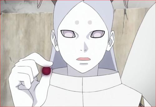 アニメBORUTO62話、丹さえあれば、即座に手間なく本物の力を手にできる