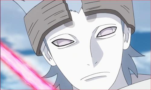 アニメBORUTO62話、危険な力だ