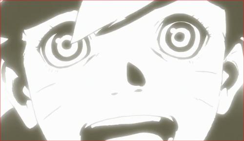 アニメBORUTO62話、叫ぶボルト