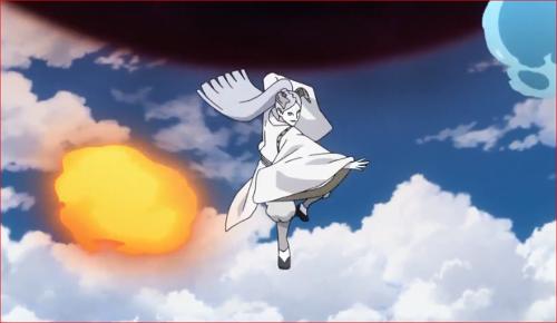 アニメBORUTO62話、情け容赦なく攻撃を仕掛けるモモシキ