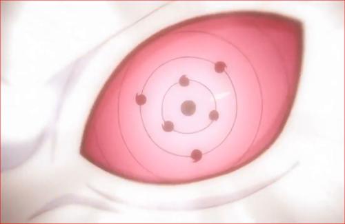 アニメBORUTO62話、時空間移動で逃げるウラシキ