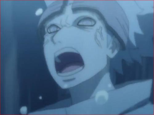 アニメBORUTO62話、水流にのまれるウラシキ