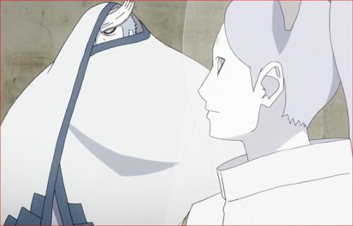 アニメBORUTO62話、邪魔な下等生物が多すぎるな