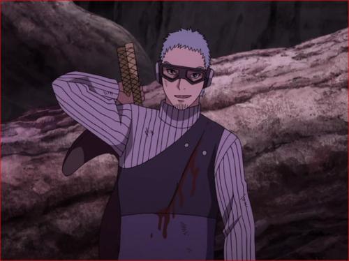 アニメBORUTO64話、ここで死んだら、かぐらが水影なんて…