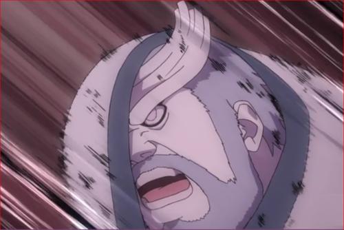アニメBORUTO64話、さぁ、モモシキ様、ワタシのチャクラを喰らうときが…