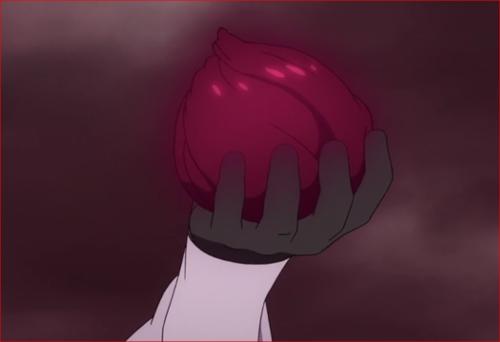 アニメBORUTO64話、チャクラの塊?になるキンシキ