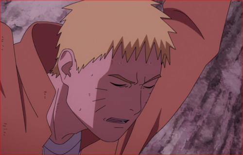 アニメBORUTO64話、モモシキの言葉を聞き、ボルトに対する自分の…