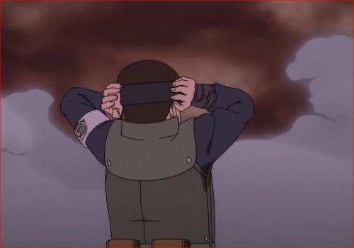 アニメBORUTO65話、チャクラを吸収したのか?1