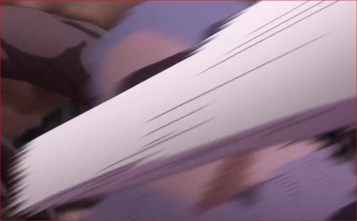 アニメBORUTO65話、長十郎が応戦する間もなく一撃で瞬殺