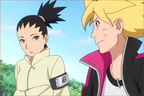 アニメBORUTO66話、コイツの口から父ちゃんを褒めるなんて!