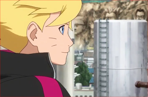 アニメBORUTO66話、バケモンみたいに強かった