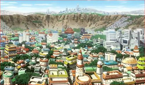 アニメBORUTO66話、徐々に日常に戻りつつある木ノ葉の里