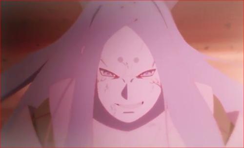 アニメBORUTO66話、その碧き瞳は…