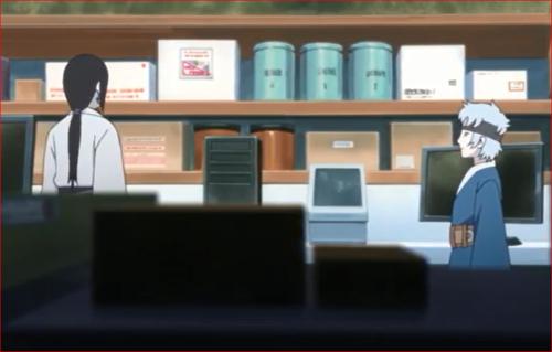 アニメBORUTO67話、アナタはボクの父親、母親?
