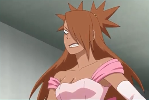 アニメBORUTO68話、アタシの結婚を邪魔するな!