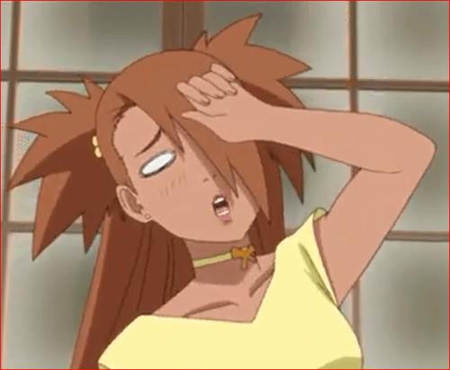 アニメBORUTO68話、トマルの気遣いにメロメロになるチョウチョウ