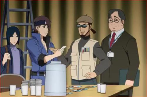 アニメBORUTO69話、次のヒロインを選ぶトマル…