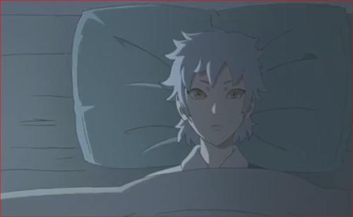 アニメBORUTO71話、ボクも夢を見ることあるんだ…