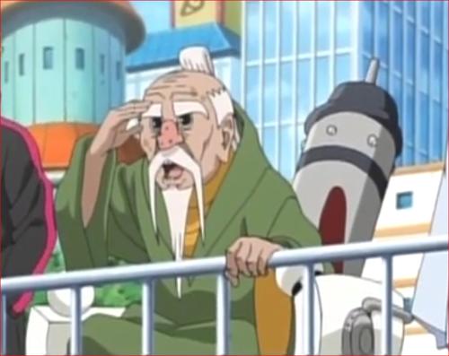 BORUTO登場人物、両天秤のオオノキ