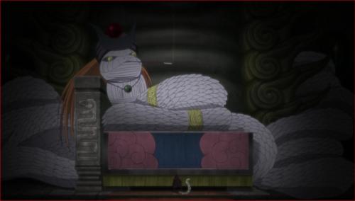 アニメBORUTO、1HSP、白蛇仙人