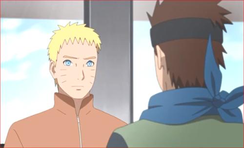 アニメBORUTO第73話、なぁ、木ノ葉丸、もしお前が…
