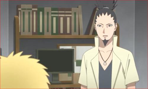 アニメBORUTO第73話、恐らく、ボルトとサラダもミツキを追っているだろうな