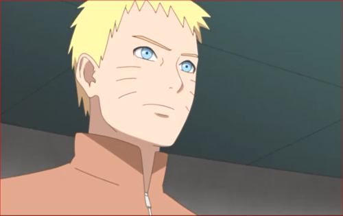 アニメBORUTO第73話、敵の息子だからって道理はねぇだろう?
