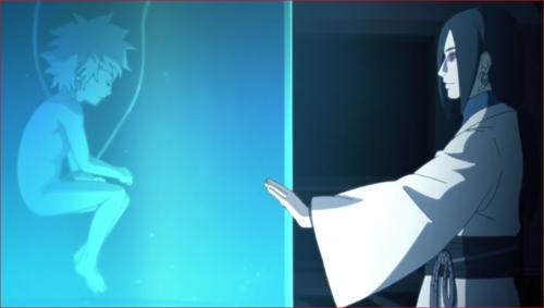 アニメBORUTO第73話、秘密が知られそうになれば自己崩壊することになってるからOK