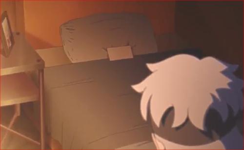 アニメBORUTO71話、ベッドに置かれた手紙…