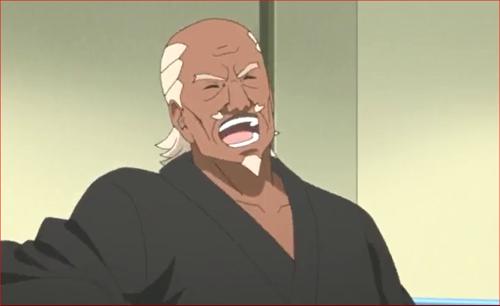 アニメBORUTO71話、行ける伝説のオオノキもついにボケたか