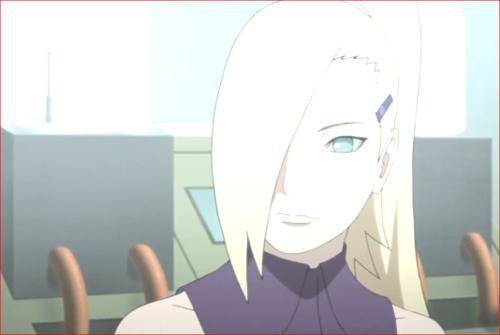 アニメBORUTO72話、あの子は自分の意思で動いてる