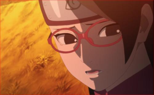 アニメBORUTO72話、たとえそれが仲間の裏切り…