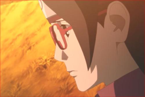 アニメBORUTO72話、ワタシだってミツキを信じたい