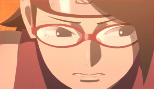 アニメBORUTO72話、ワタシも一度だけあったけど…