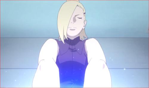 アニメBORUTO72話、中忍の意識を探るいの
