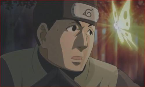 アニメBORUTO72話、忍び寄ってきたチョウチョウが爆発