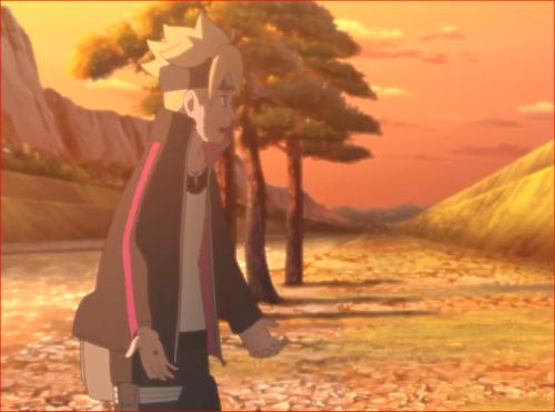 アニメBORUTO72話、木ノ葉丸の兄ちゃんも言ってたろ!