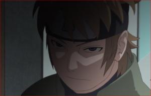 アニメBORUTO76話、この目つき、怪しいw