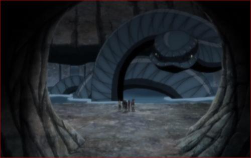 アニメBORUTO76話、木ノ葉隠れの里まで送りましょう
