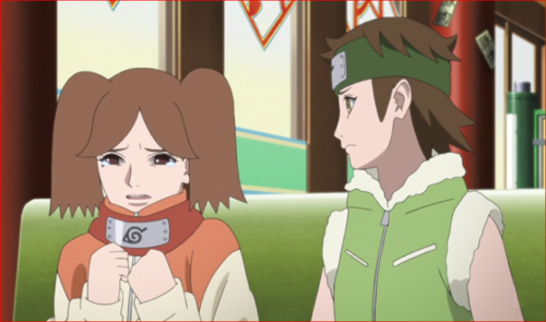 アニメBORUTO76話、追っ手に殺されちゃうんじゃ…