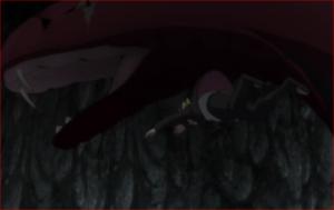 アニメBORUTO76話、逆鱗を取ろうとするボルト…失敗!