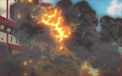 BORUTO77話、次の瞬間、ユリトが自爆した!