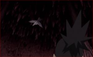 BORUTO77話、超獣戯画で上空からガラガを探すいのじん