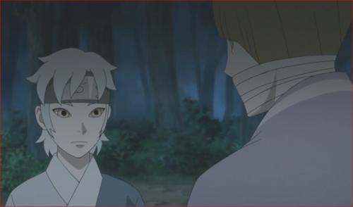アニメBORUTO第80話、その人に会えば、本当にわかるのかな?