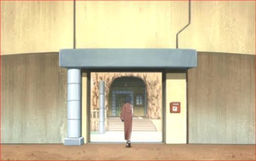 アニメBORUTO第80話、オオノキの見舞いに向かう黒ツチ